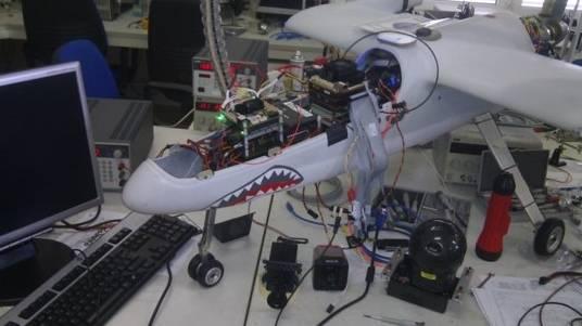 Integração e Teste de Sistemas em Aeronaves não Tripuladas